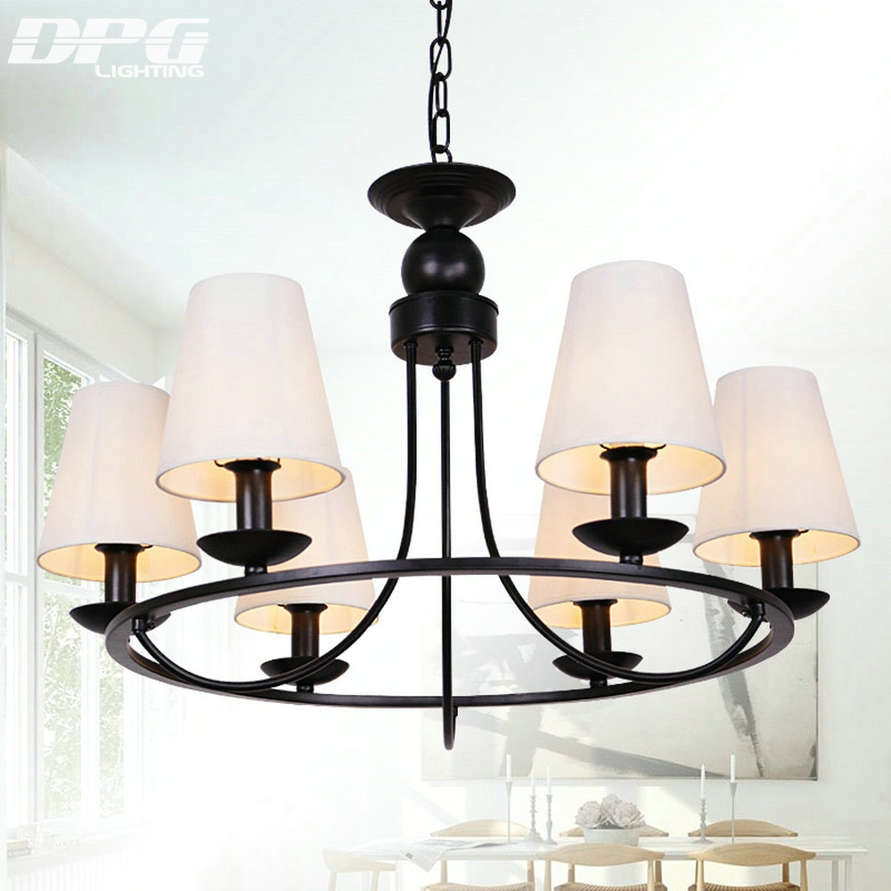 Online Get Cheap Contemporary Black Chandelier Aliexpress Regarding Contemporary Black Chandelier (#12 of 12)