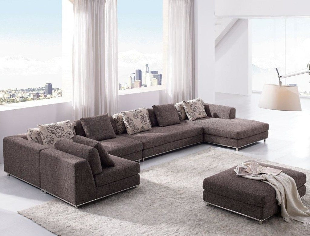 Outstanding Queen Sofa Sleeper Sectional Microfiber 59 For 3 Piece With 3 Piece Sectional Sofa Slipcovers (#11 of 12)