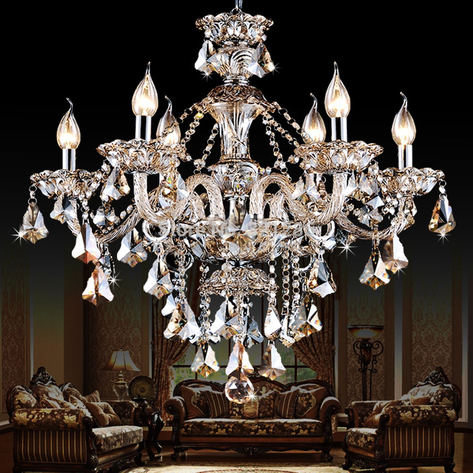 Popular Luxury Chandelier Buy Cheap Luxury Chandelier Lots From Pertaining To Chinese Chandeliers (#11 of 12)