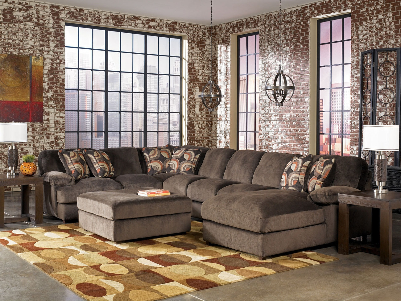 Popular Plush Sectional Sofas 26 With Additional Champion Pertaining To Champion Sectional Sofa (#9 of 12)
