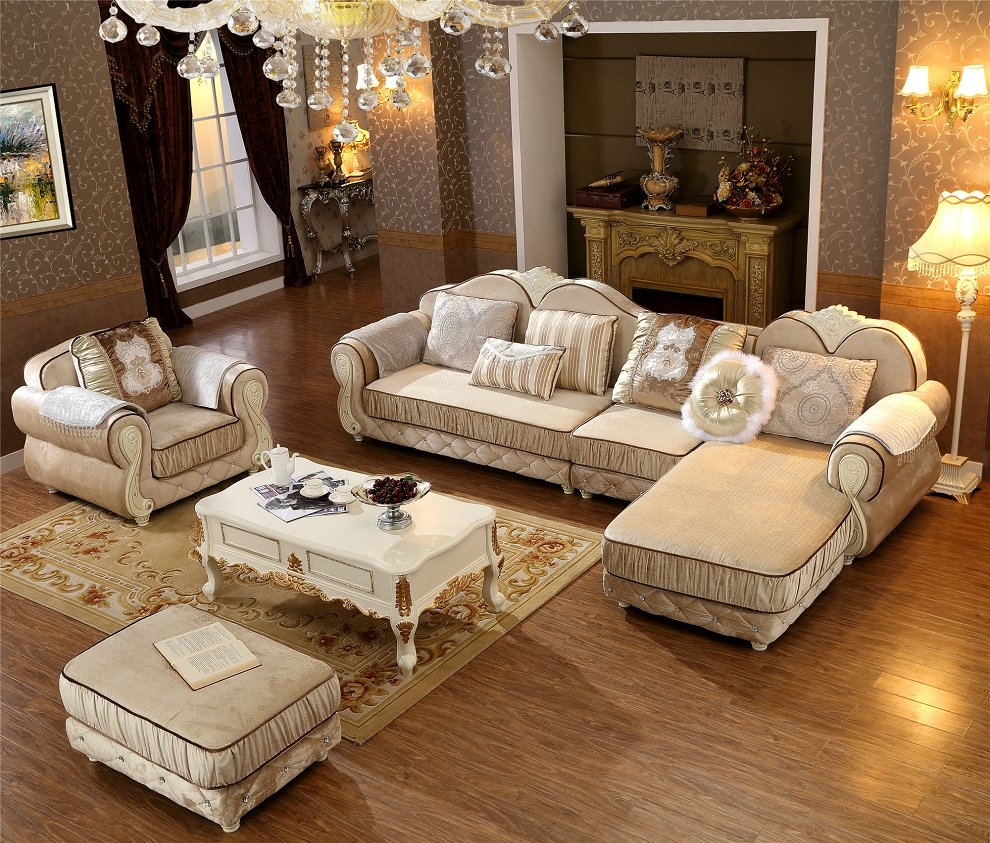 Popular Sectional Sofa Styles Buy Cheap Sectional Sofa Styles Lots With Regard To European Style Sectional Sofas (#9 of 12)