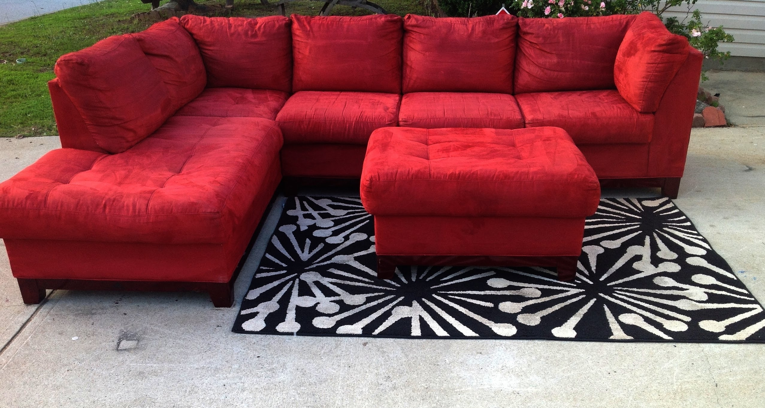 Popular Photo of Cindy Crawford Home Sectional Sofa