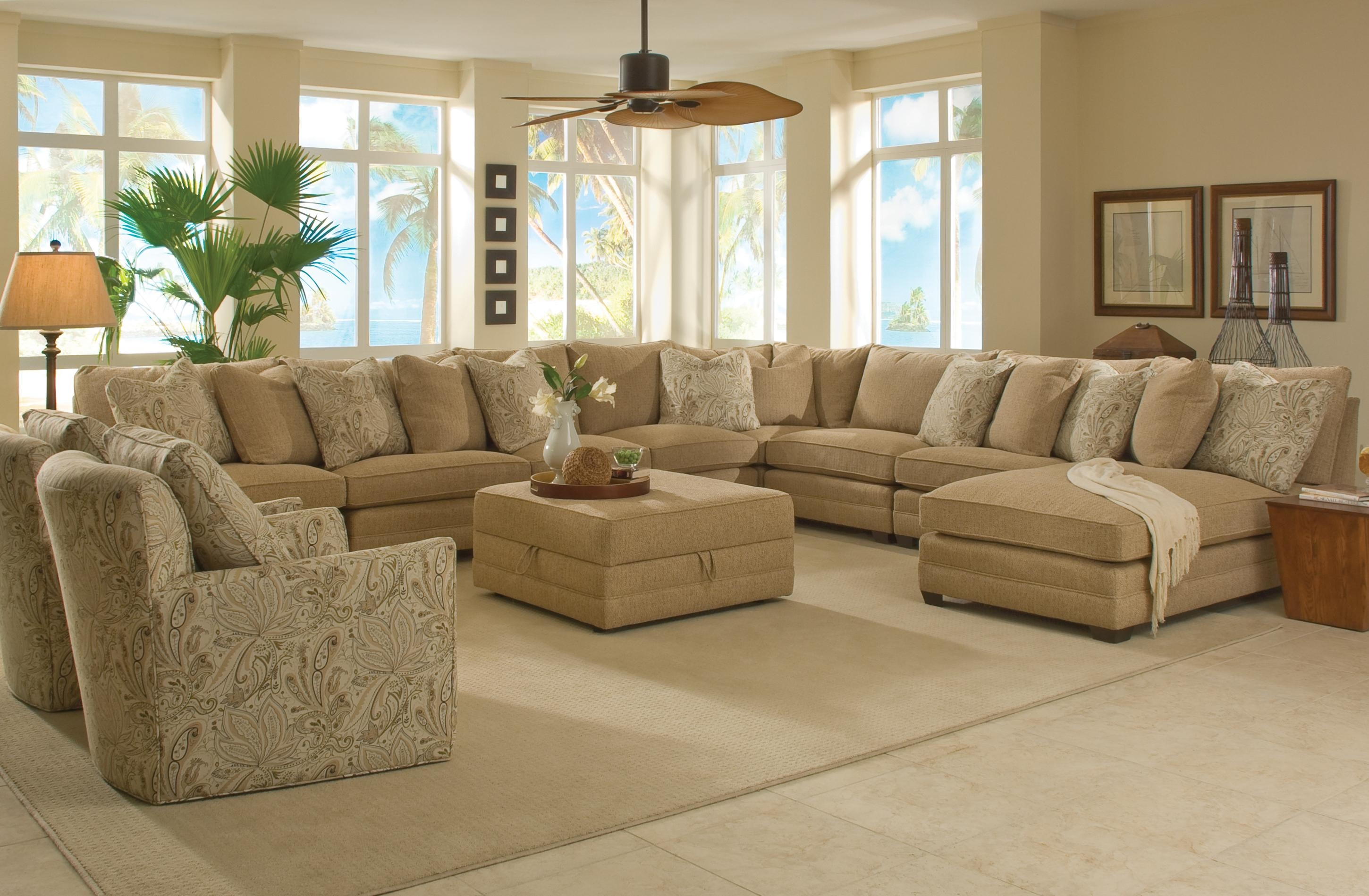 Popular Photo of Extra Wide Sectional Sofas