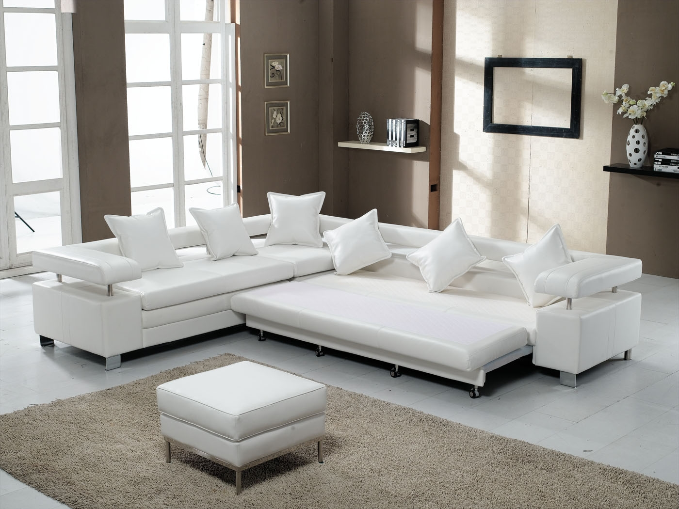 Sectional Sleeper Sofas Awesome Sectional Sleeper Sofa Cool Within Cool  Sleeper Sofas (#9 Of