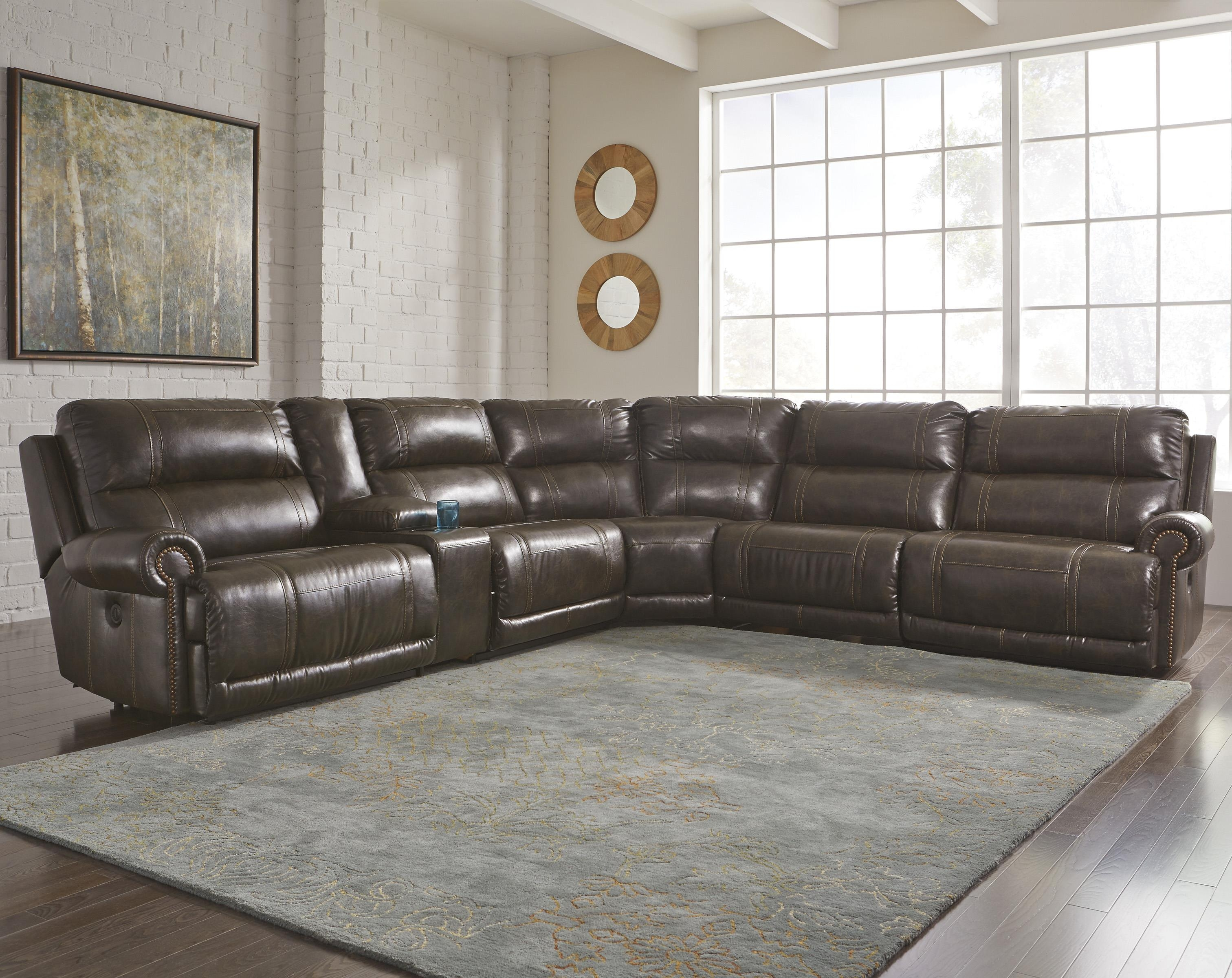 Sectional Sofa Emerald Sectional Sofa Costco Stunning 6 Piece Within 6 Piece Leather Sectional Sofa (#10 of 12)