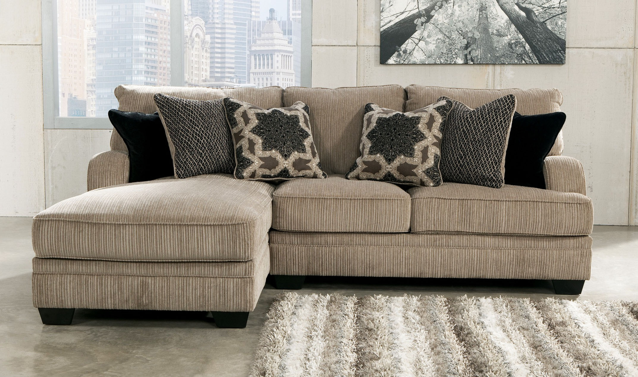sectional sofas small spaces
