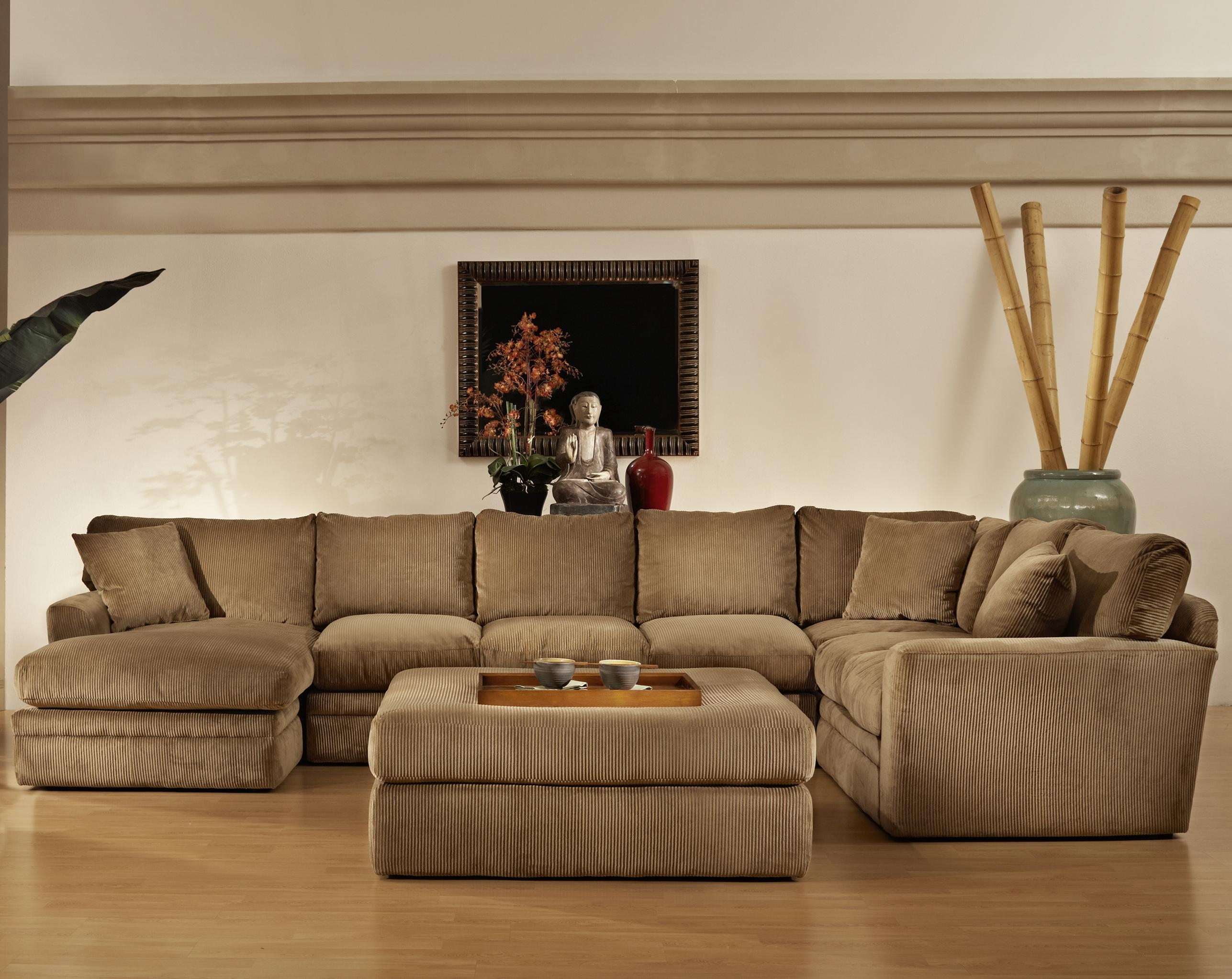12 Ideas Of 3 Piece Sectional Sleeper Sofa