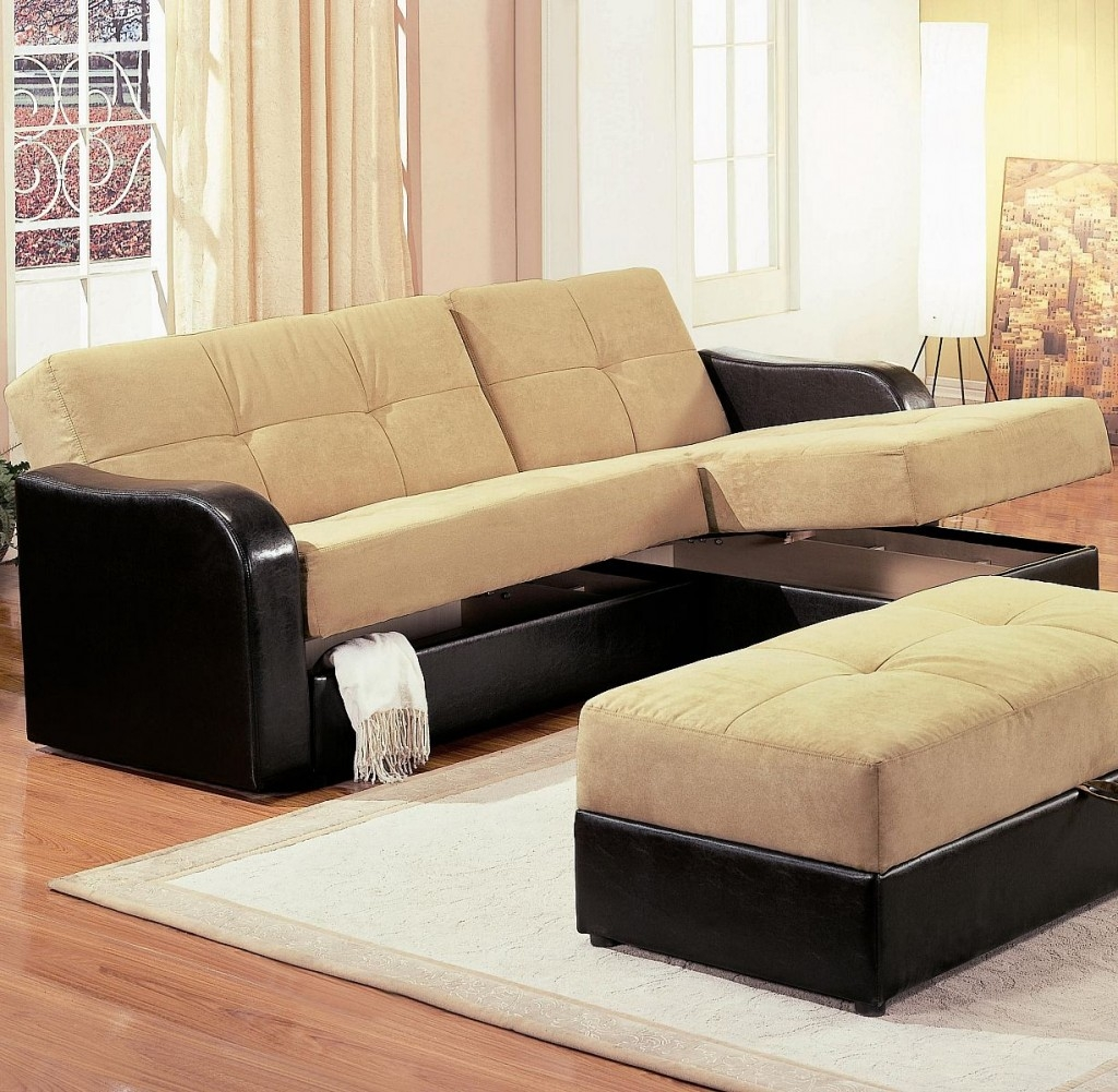 Sectional Sofa With Recliner Circle Brown Modern Iron Tables 3 Throughout 3 Piece Sectional Sleeper Sofa (#10 of 12)