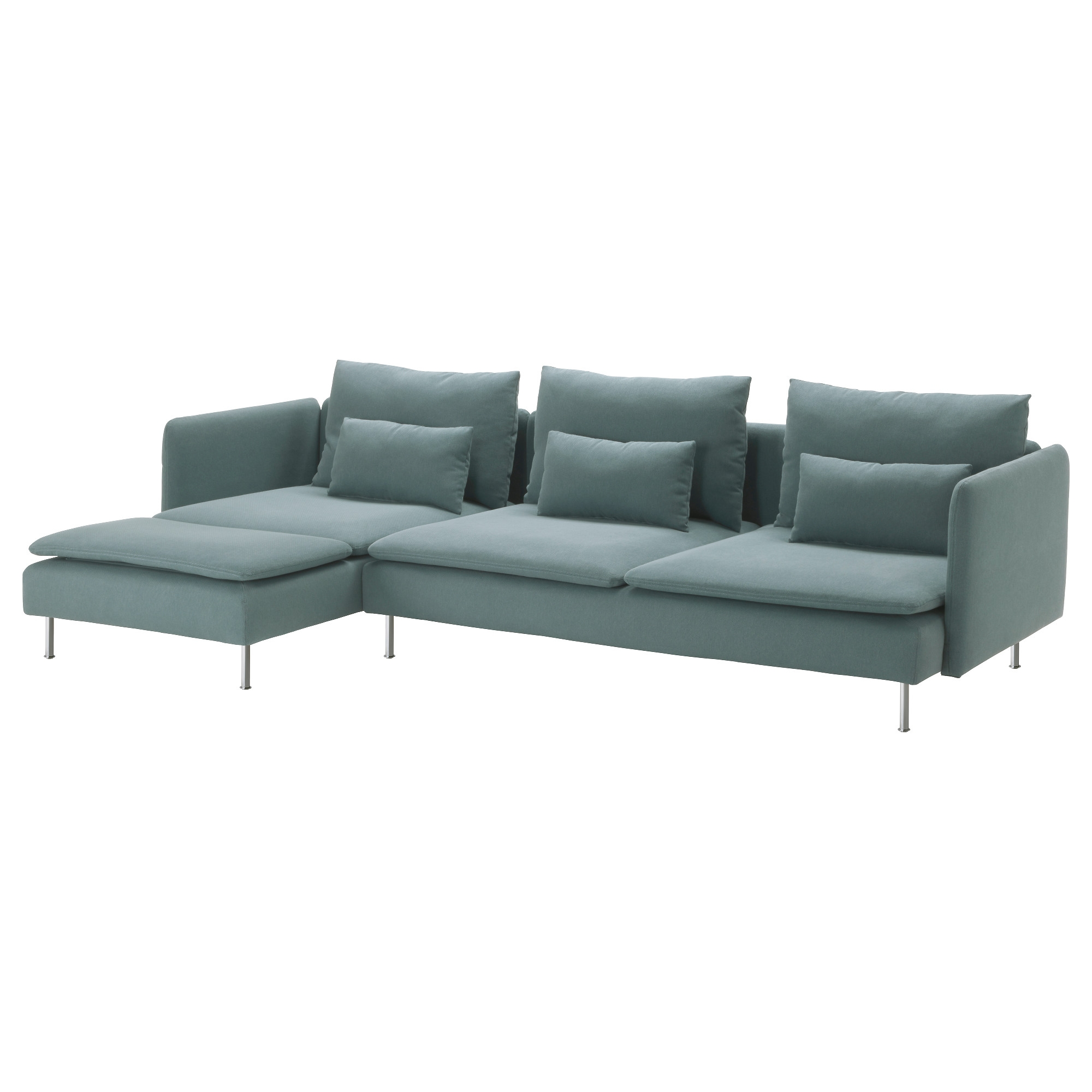 Sectional Sofas Couches Ikea Within Compact Sectional Sofas (#9 of 12)