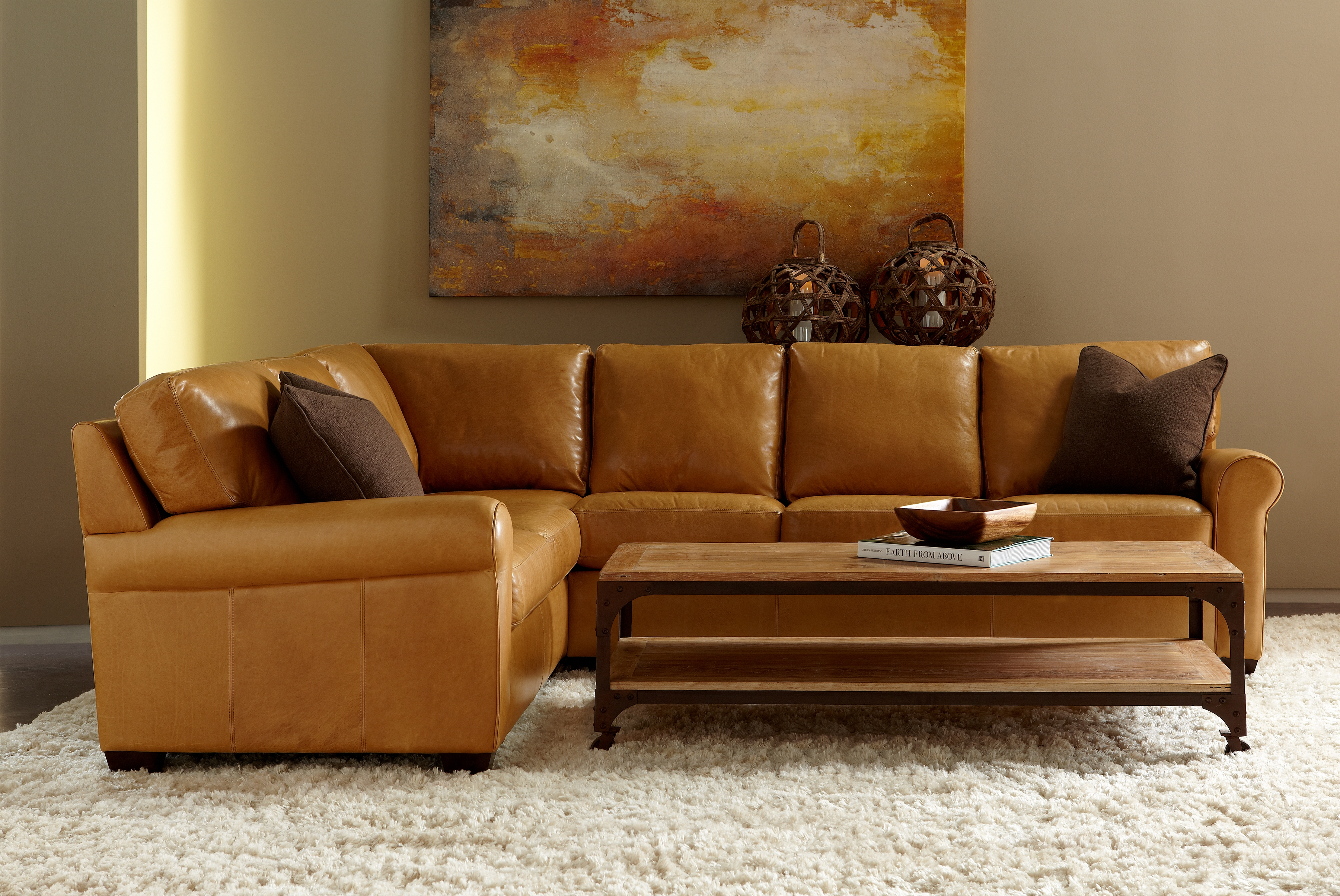 Sectional Sofas Elegance And Style Tailored Just For Youand Regarding American Made Sectional Sofas (#10 of 12)