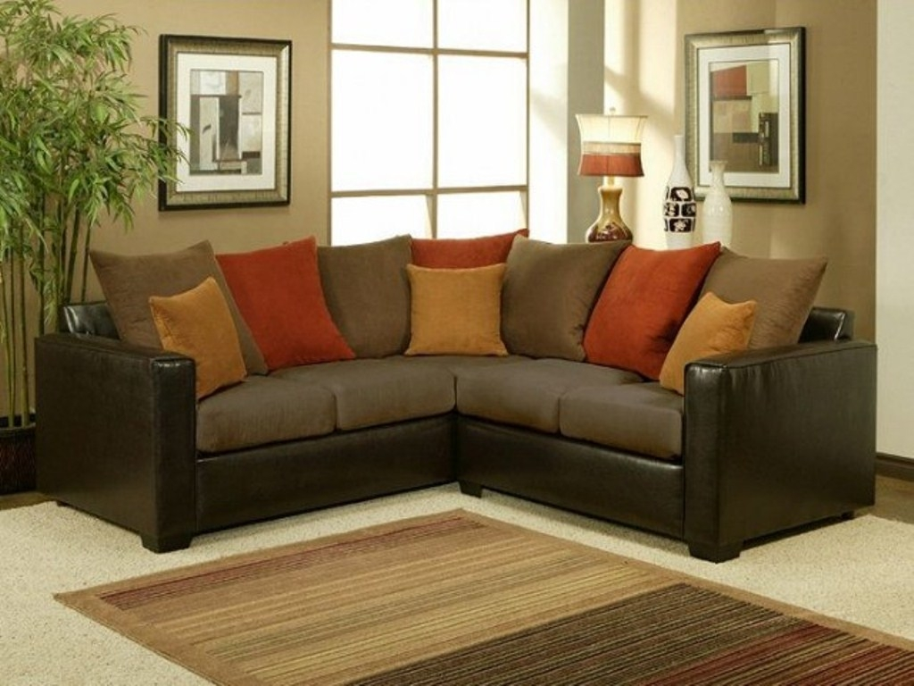 Sectional Sofas For Small Spaces Big Lots Surripui Pertaining To Big Lots Sofas (#8 of 12)