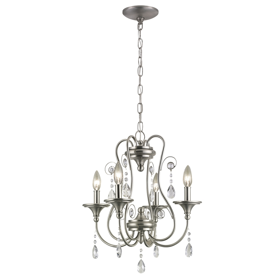 Shop Chandeliers At Lowes With Regard To Costco Chandeliers (#10 of 10)