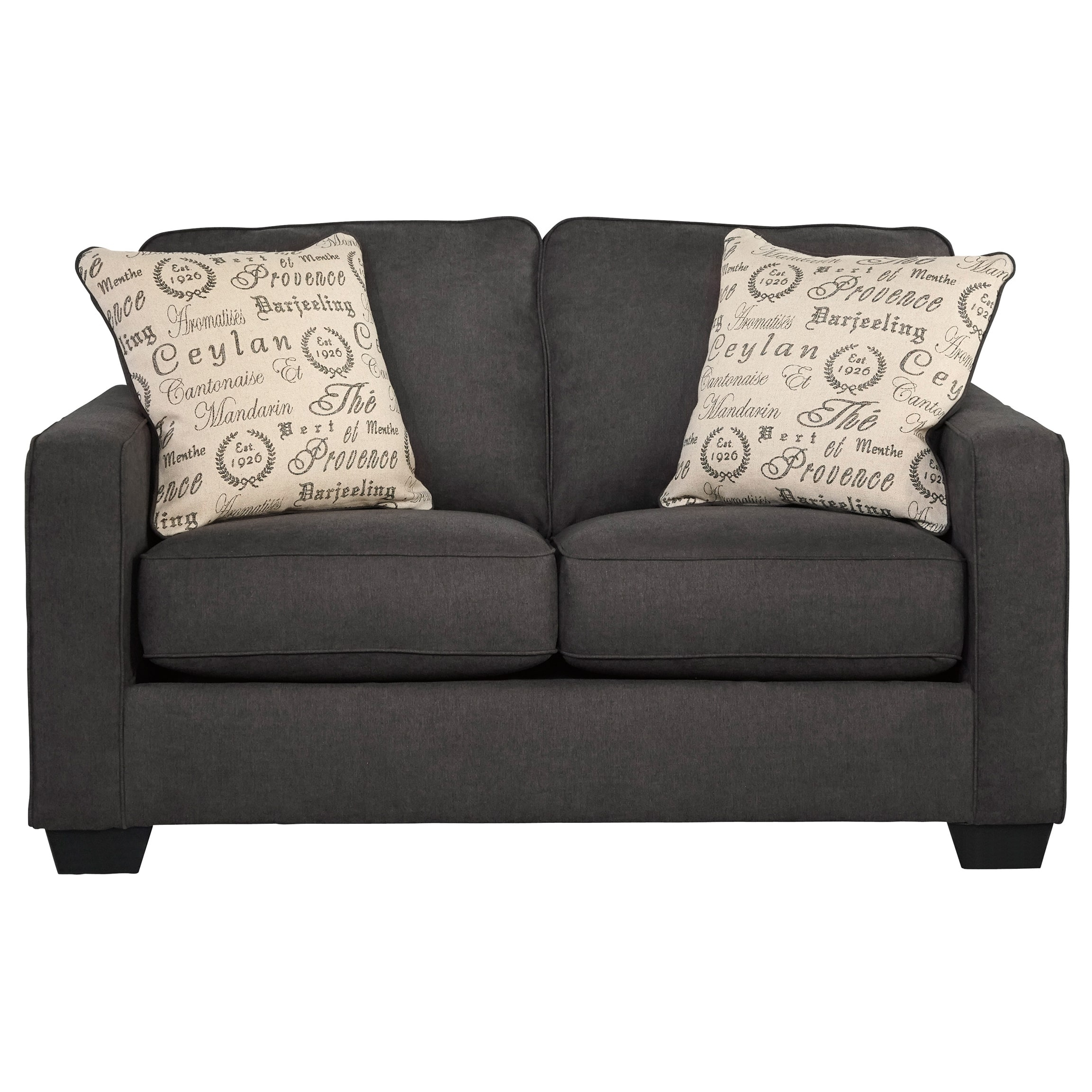 Signature Design Ashley Sofas Couches Loveseats Shop The With Ashley Tufted Sofa (#10 of 12)