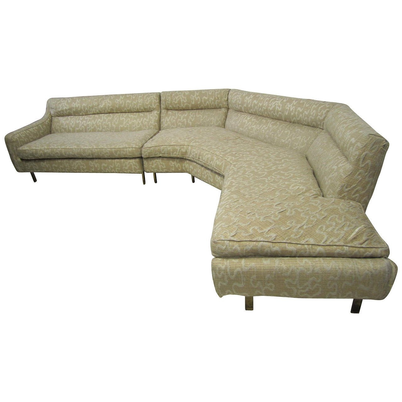 Popular Photo of 45 Degree Sectional Sofa