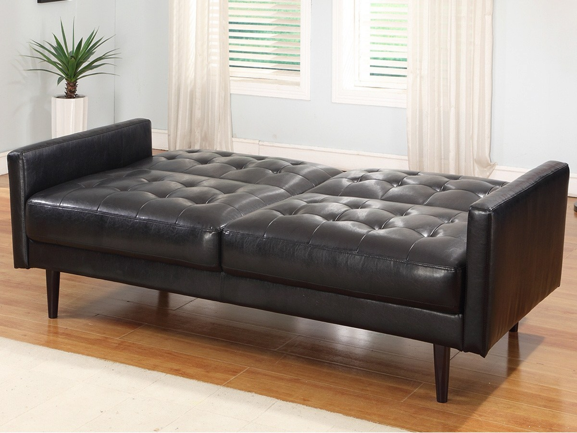 Sleeper Sofa Leather Modern Hereo Sofa With Regard To Cool Sleeper Sofas (#10 of 12)