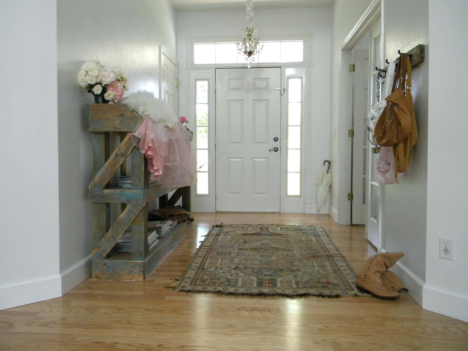 Small Hallway Chandelier Entry Lighting Ideas Metal Antler With Small Hallway Chandeliers (#8 of 12)
