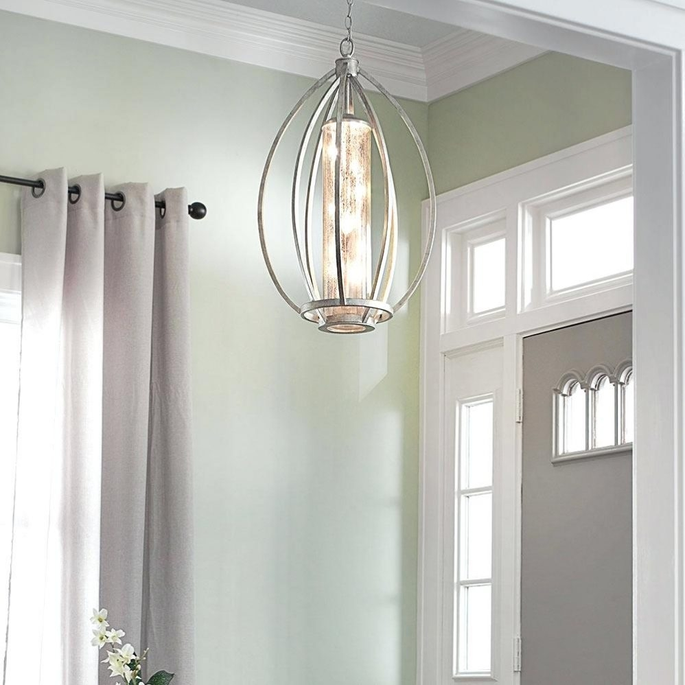 Hallway Lighting Ideas: 12 Best Collection Of Small Hallway Chandeliers