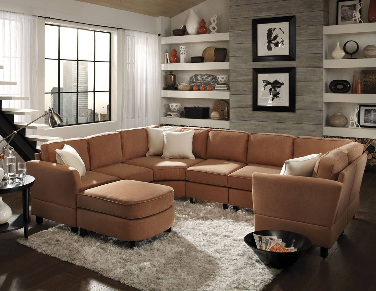 12 Best Collection of Apartment Sofa Sectional