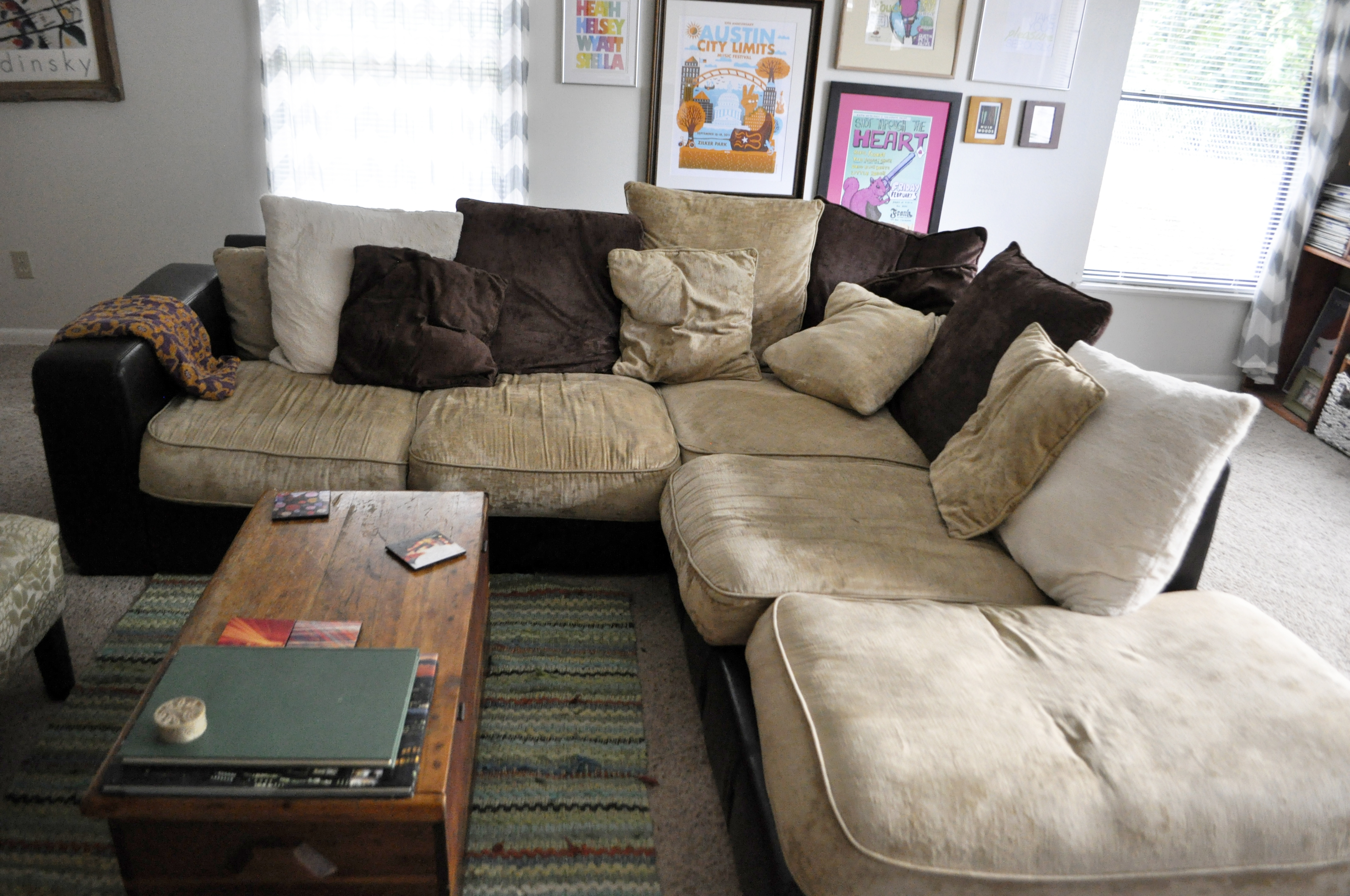 Sofa So Good The Doodle House With Craigslist Sectional Sofa (#11 of 12)