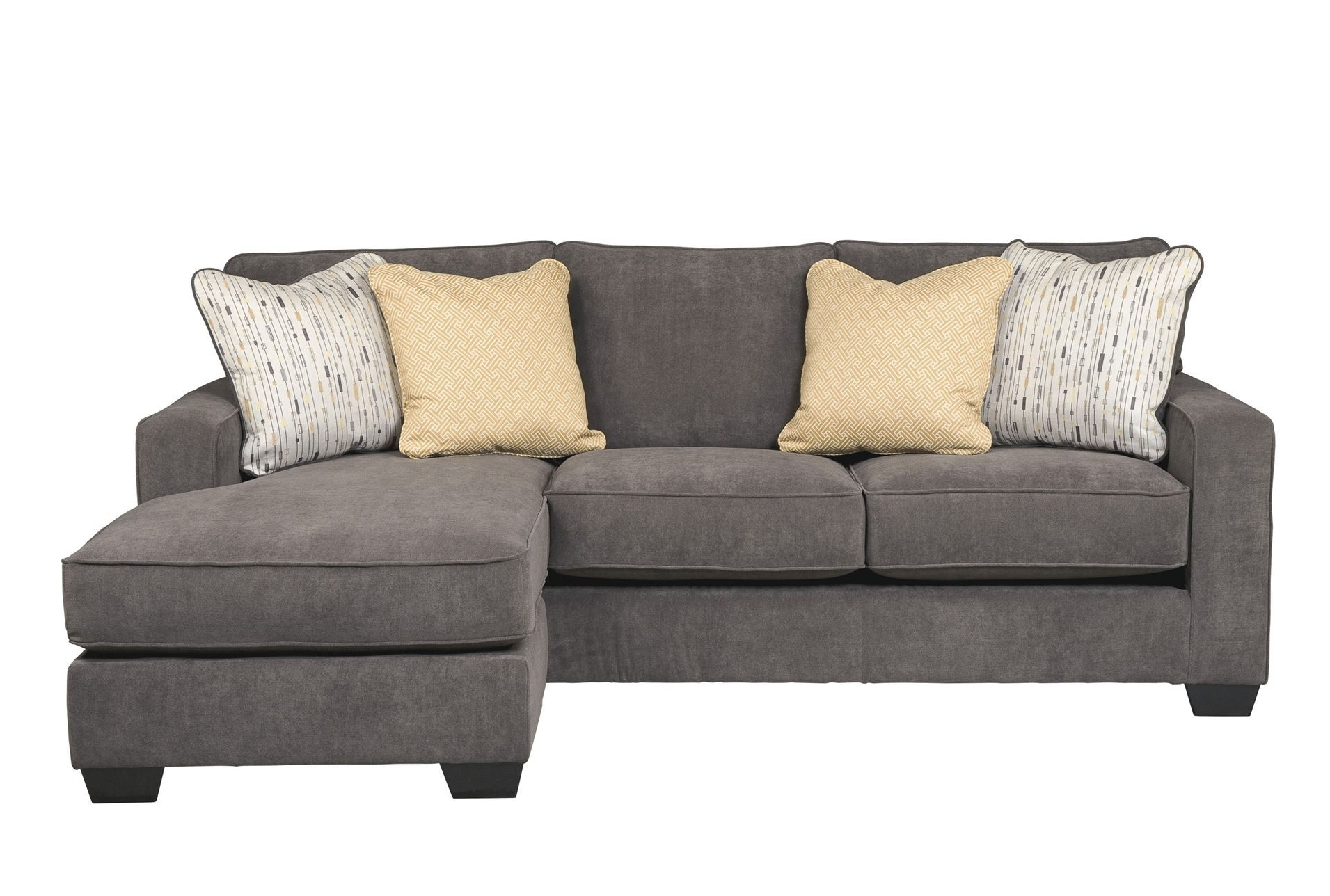 Sofa With Chaise Helpformycredit Regarding Chaise Sofa Covers (#10 of 12)