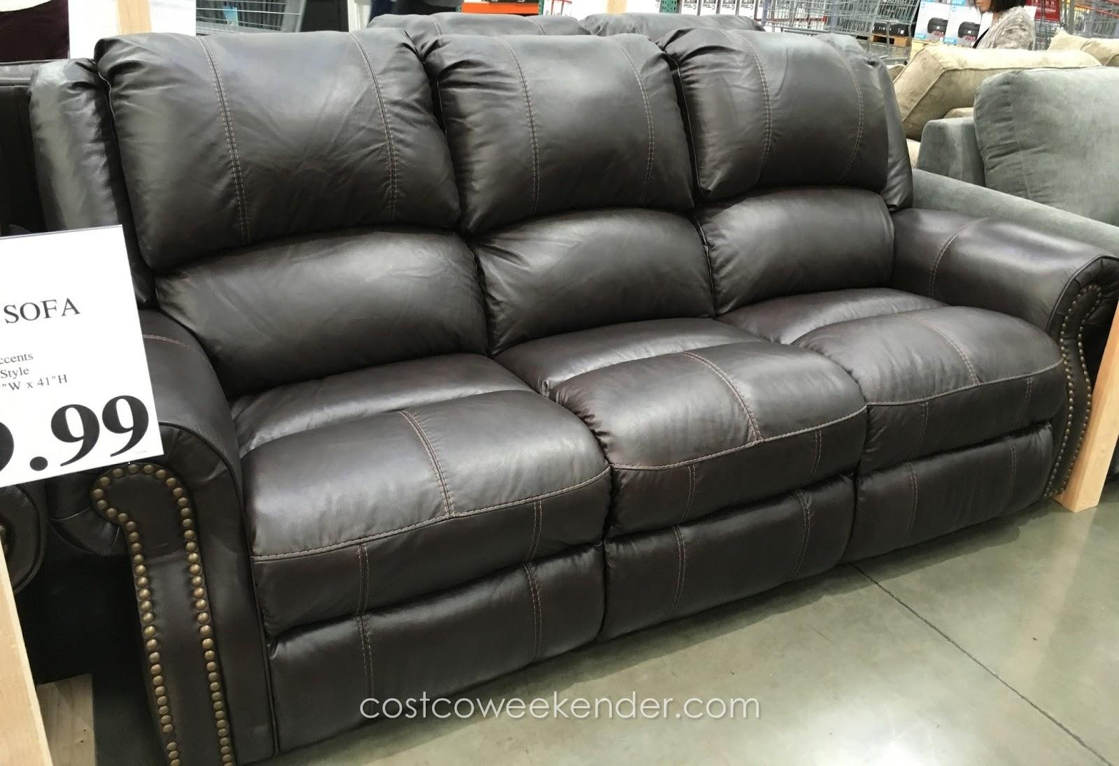 Popular Photo of Berkline Sofa Recliner