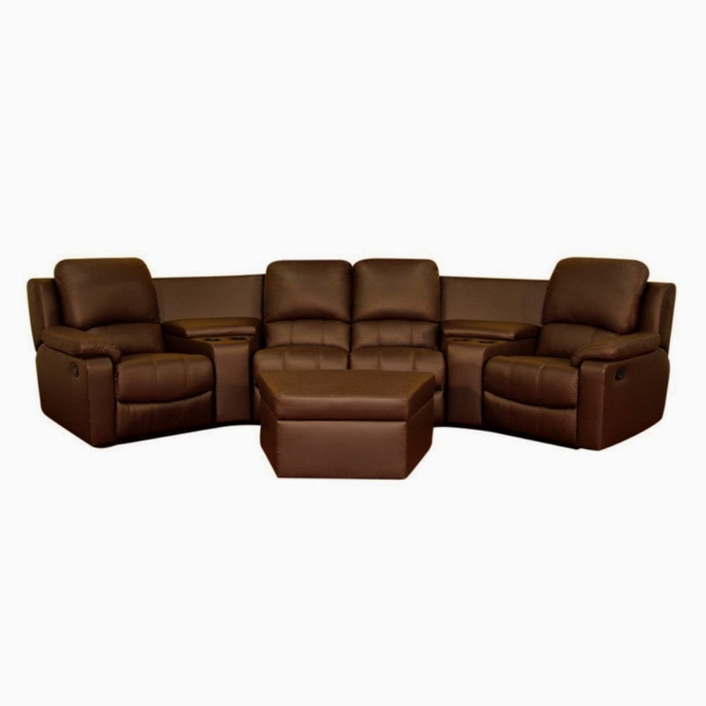 12 best ideas of curved recliner sofa Curved loveseat sofa