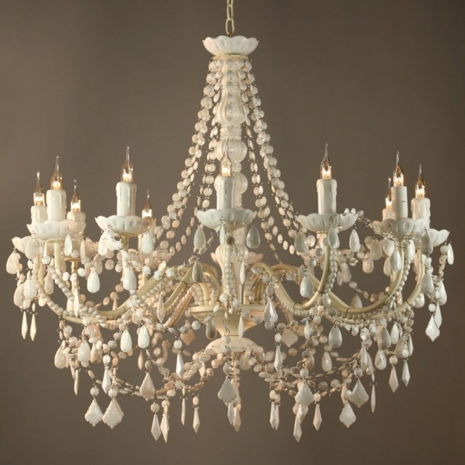 Stunning Vintage Chandeliers Verambelles Throughout Vintage Chandeliers (#4 of 12)