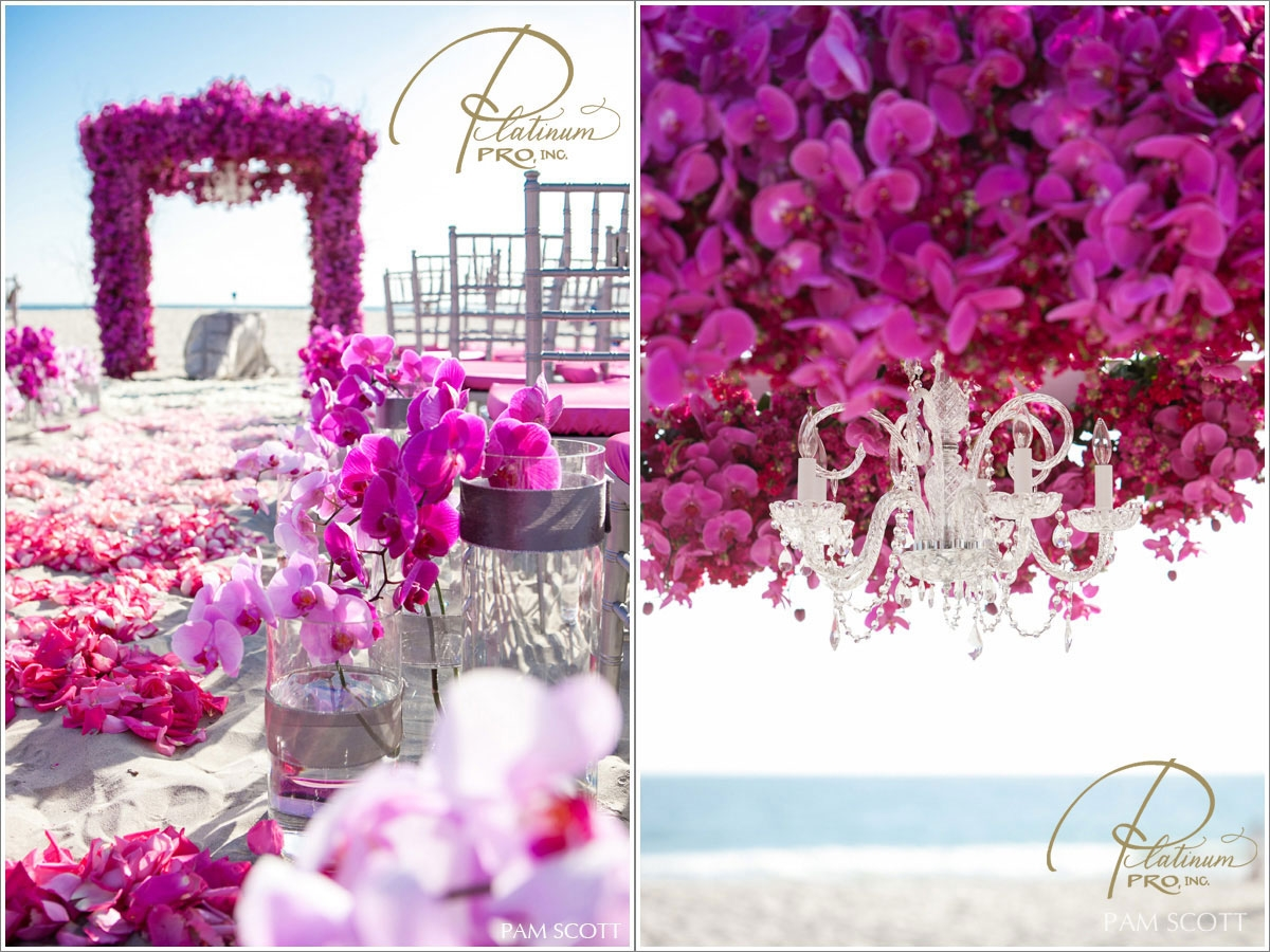 Summer Is Coming To An End Fuchsia Bliss Custom Event Productions Regarding Fuschia Chandelier (#10 of 12)