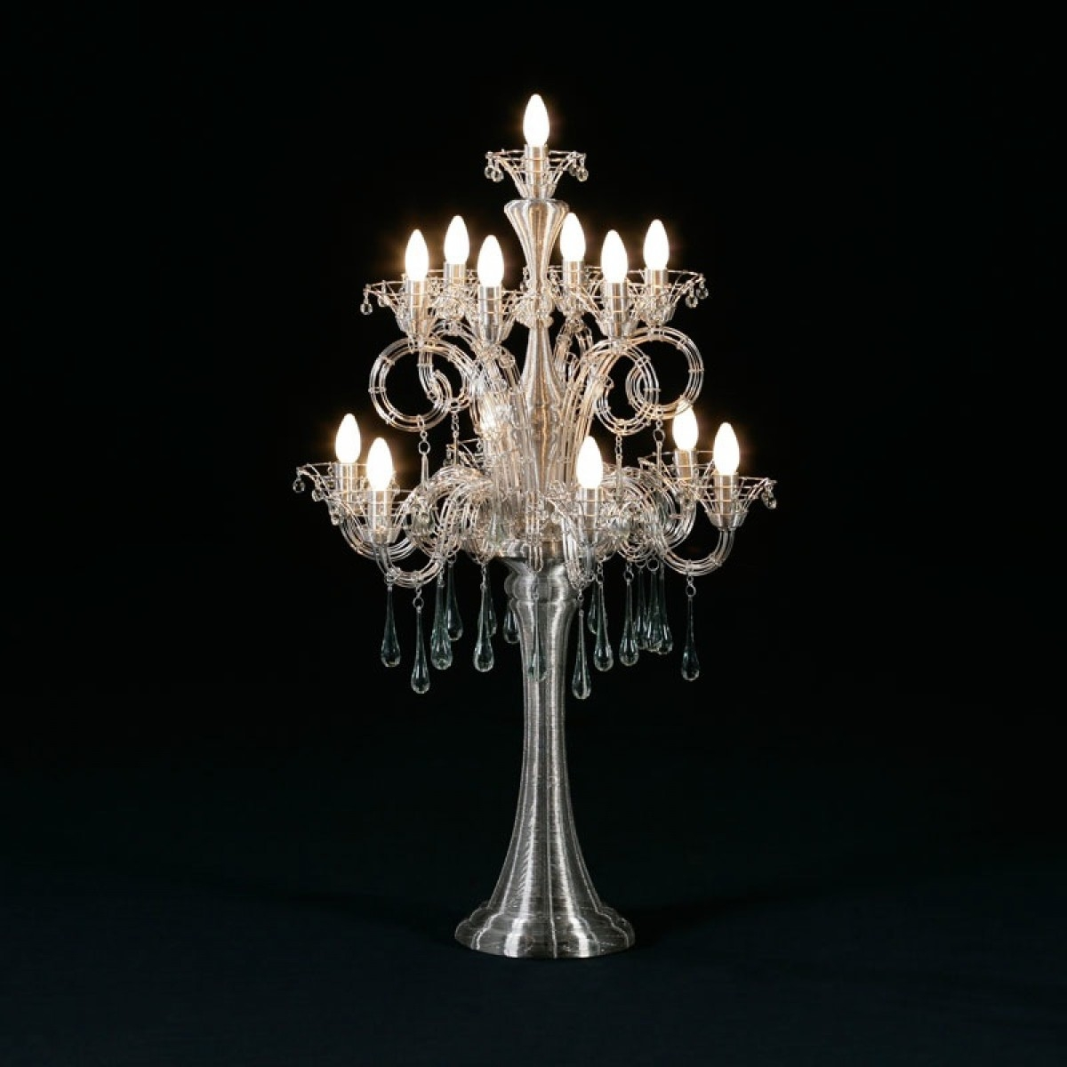 Table Chandelier New For Your Home Decoration Ideas With Table Pertaining To Table Chandeliers (#12 of 12)