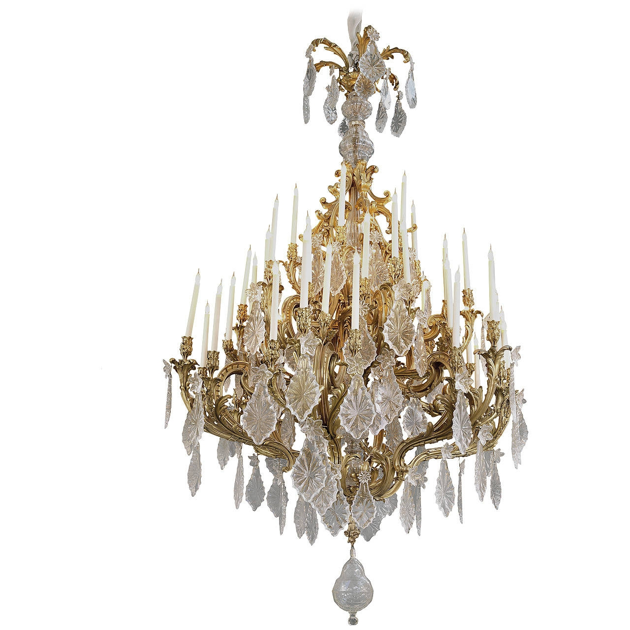 The 12 Most Expensive Lamps In The World With Expensive Crystal Chandeliers (View 2 of 11)