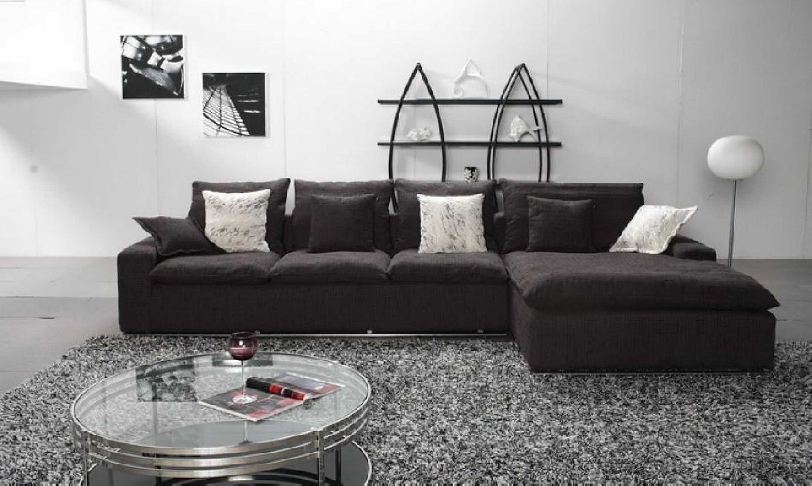 The Most Popular Most Comfortable Sectional Sofa With Chaise 34 With Regard To Dobson Sectional Sofa (#12 of 12)