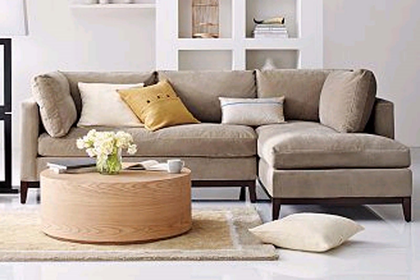 Popular Photo of Crate And Barrel Sectional Sofas