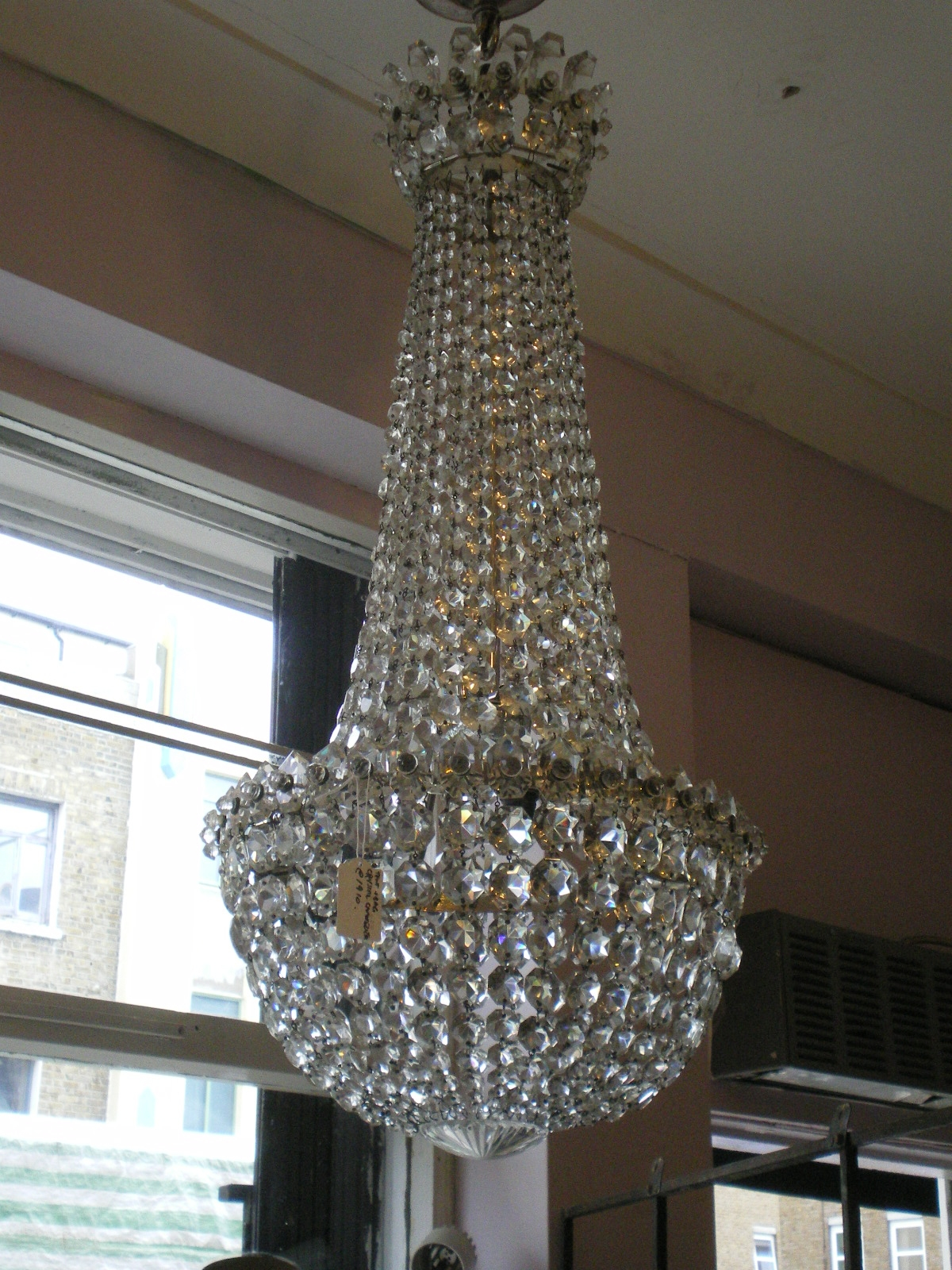 Waterfall Crystal Chandelier Most Popular Waterfall 2017 Intended For Edwardian Chandelier (#12 of 12)