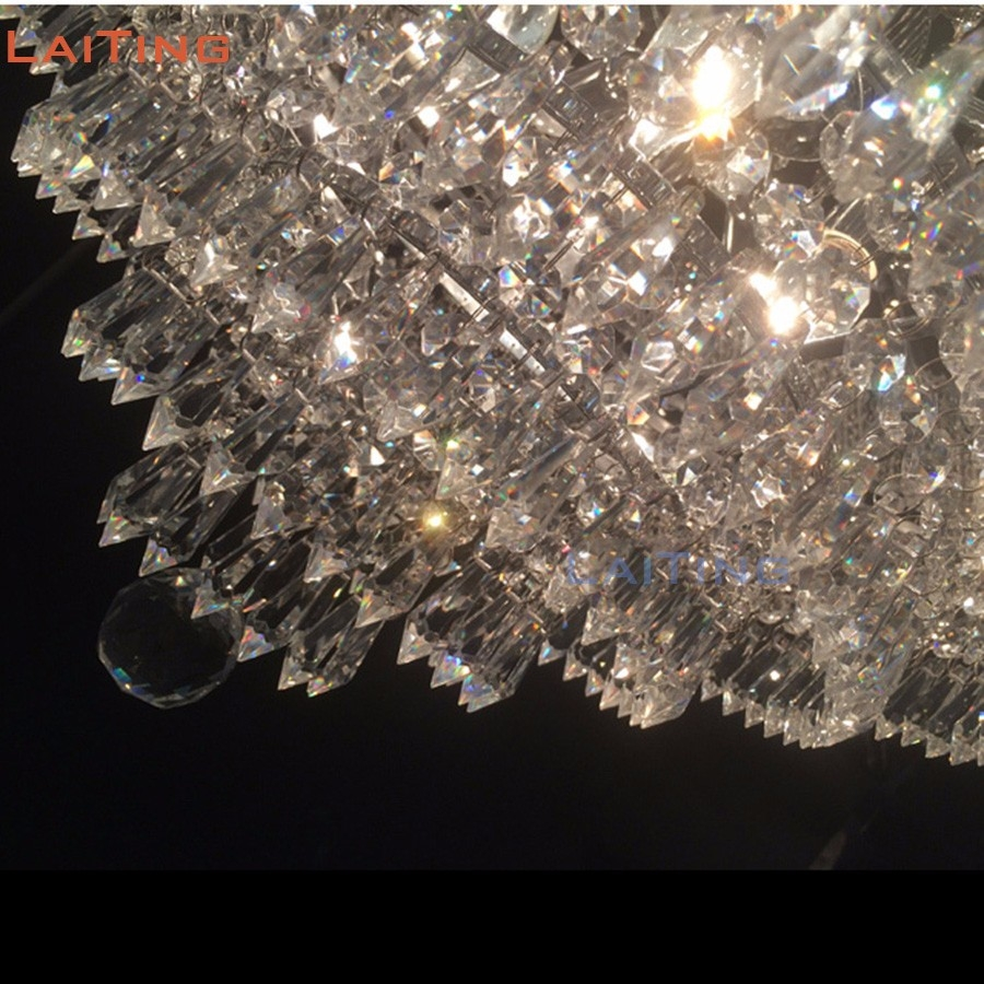 Wholesale Lighting Chandelier Modern Egyptian Crystal Chandelier Intended For Egyptian Crystal Chandelier (#11 of 12)