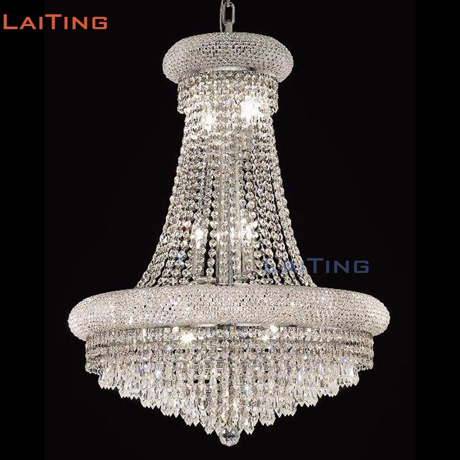 Wholesale Lighting Chandelier Modern Egyptian Crystal Chandelier Throughout Egyptian Crystal Chandelier (#12 of 12)