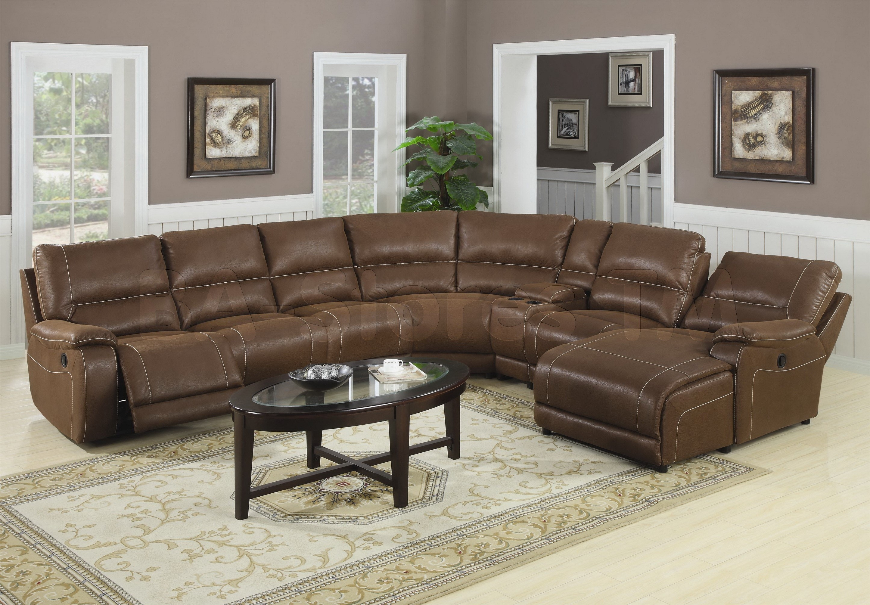 Wide Sofas All Information Sofa Desain Ideas Within Extra Wide Sectional Sofas (View 5 of 12)
