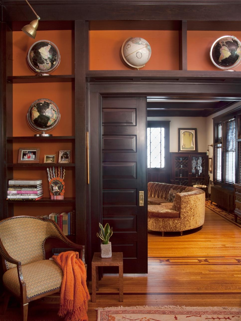 10 Beautiful Built Ins And Shelving Design Ideas Hgtv Inside Built In Library Shelves (#1 of 15)