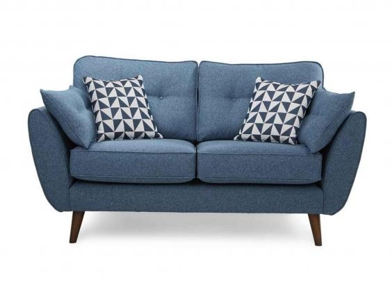 10 Best 2 Seater Sofas The Independent Throughout Mid Range Sofas (#1 of 15)