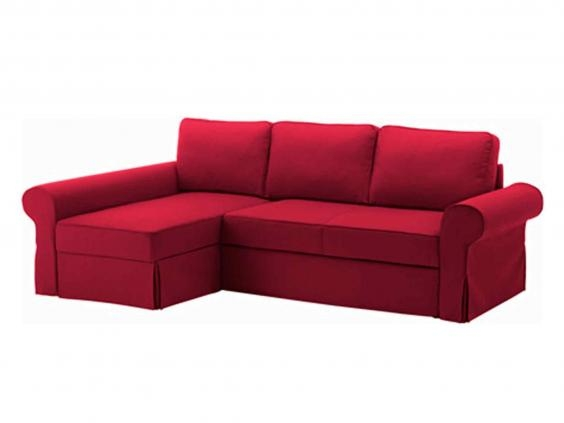 10 Best Sofa Beds The Independent Regarding IKEA Single Sofa Beds (#1 of 15)