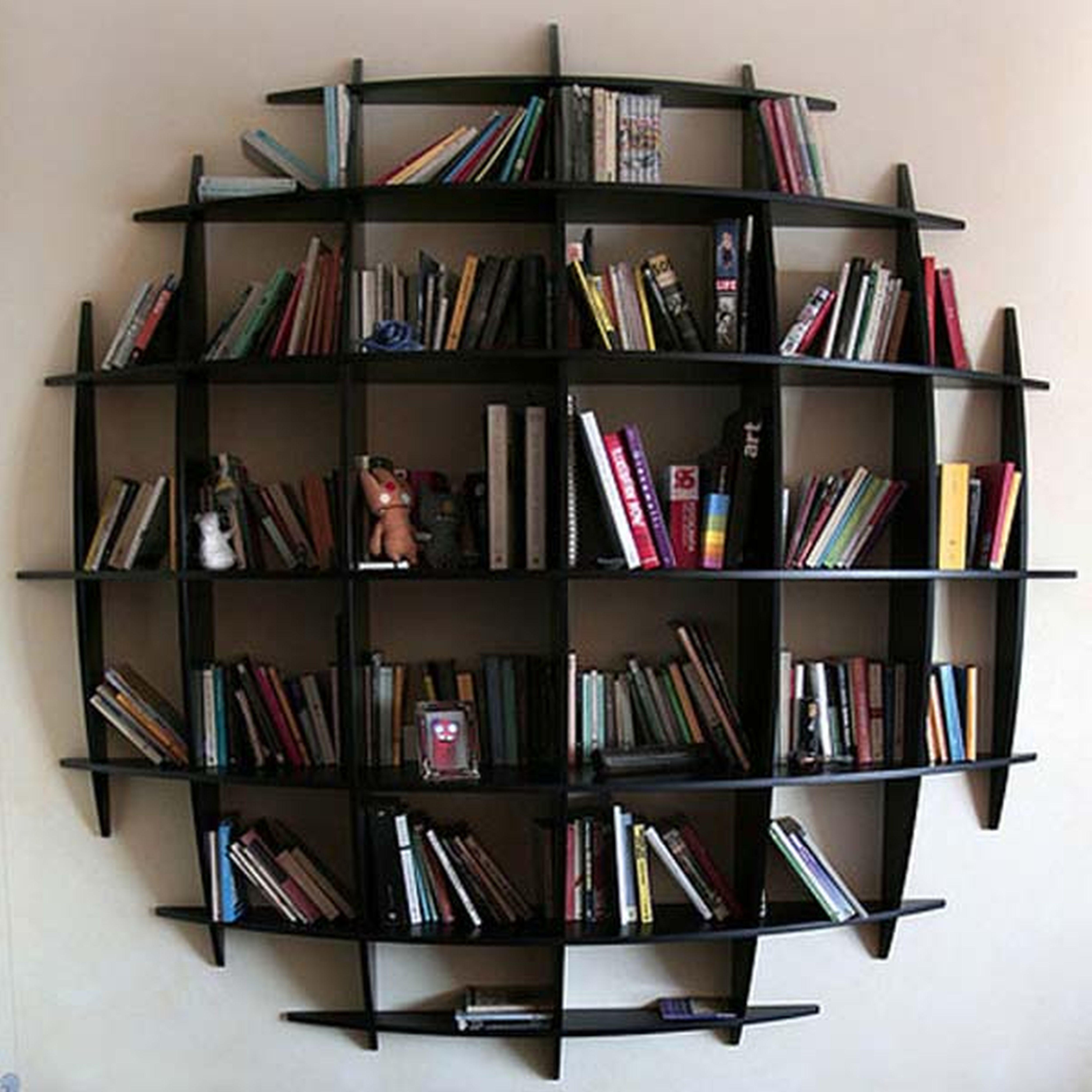 10 Bookcase Decor Ideas Blog Nana For Design A Bookcase (#1 of 15)