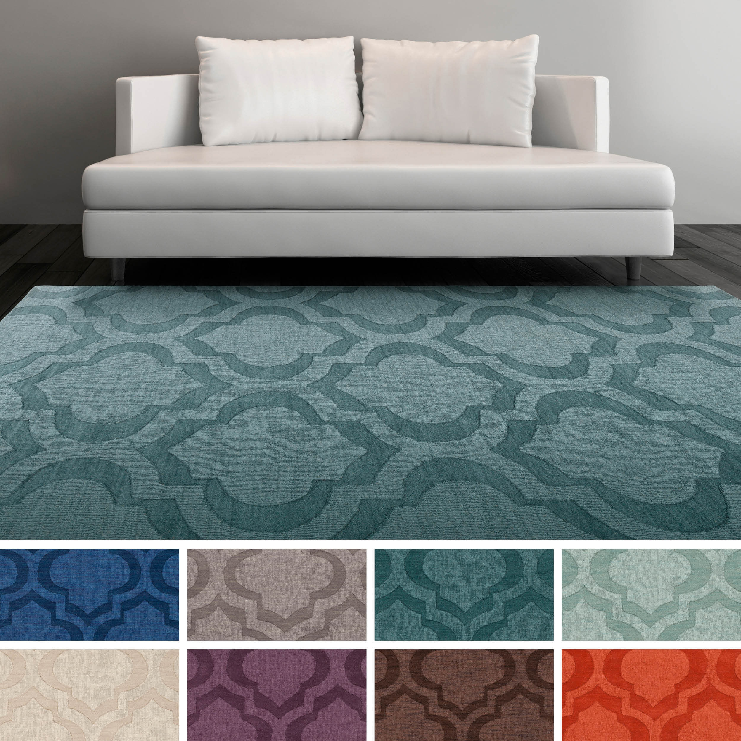 Popular Photo of 10×14 Wool Area Rugs