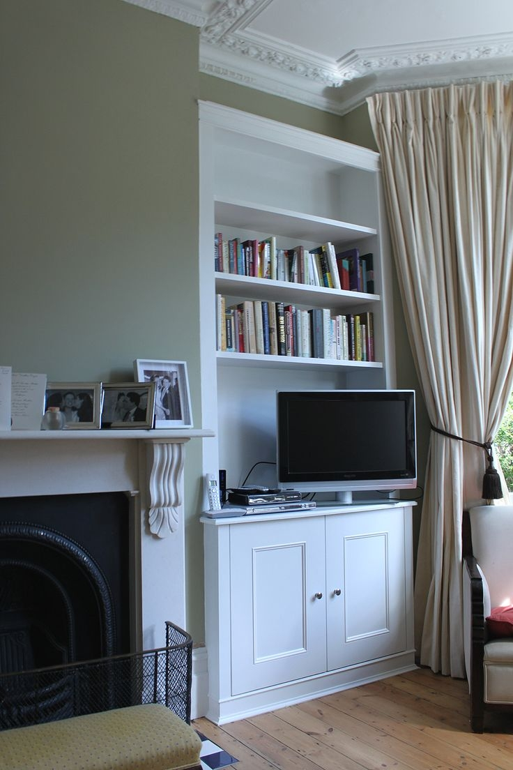 104 Best Alcoves Images On Pinterest Throughout Alcove Bookcase (View 4 of 15)