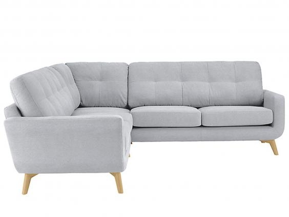 11 Best Corner Sofas The Independent In Mid Range Sofas (#2 of 15)