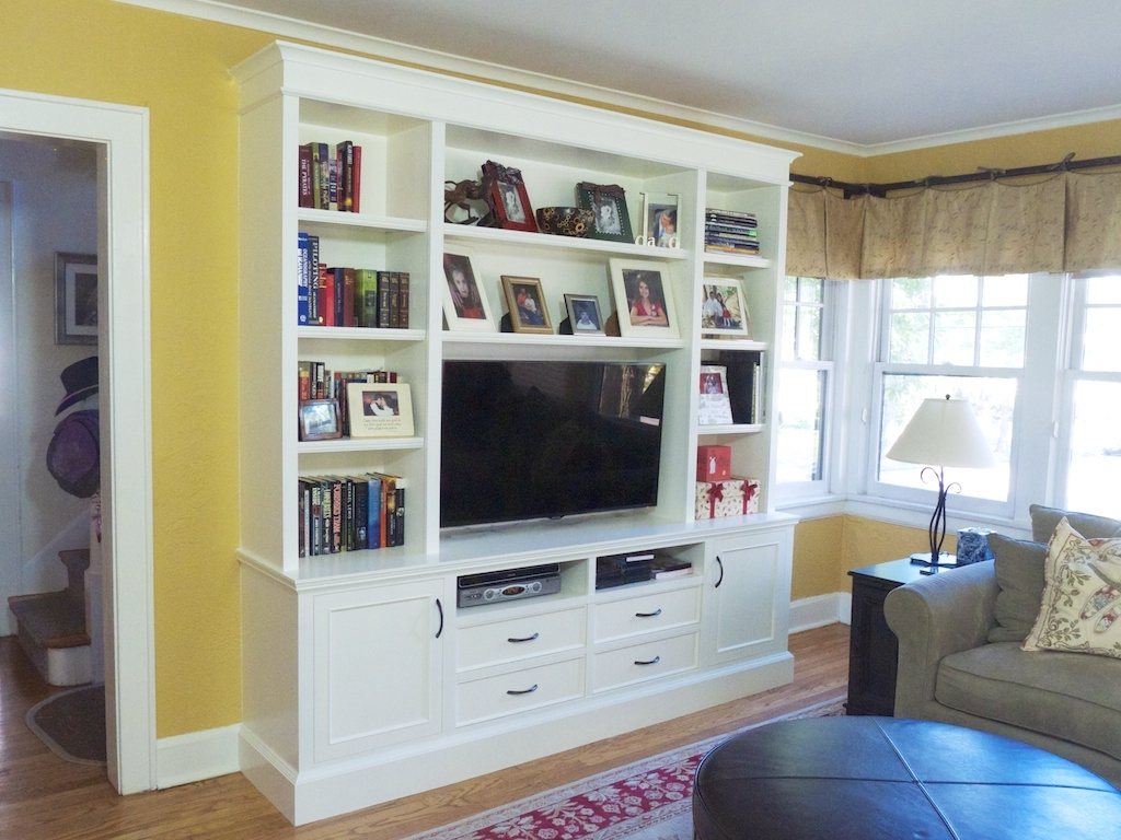 11 Remarkable Built In Tv Wall Unit Digital Photo Ideas House With Tv Bookcase Unit (#1 of 15)