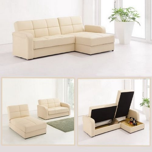15 ideas of leather storage sofas. Black Bedroom Furniture Sets. Home Design Ideas