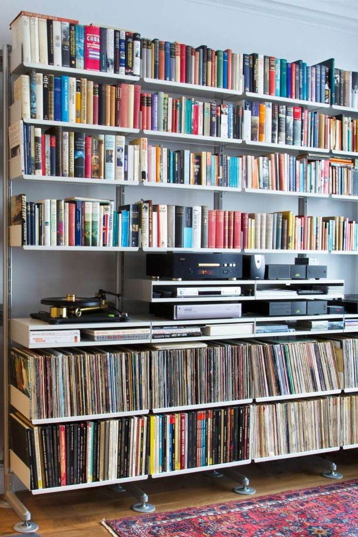 125 Best Images About Shelving System On Pinterest Regarding Book Shelving Systems (View 1 of 15)