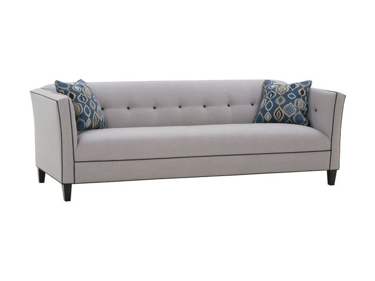 137 Best Single Cushion Sofas Images On Pinterest Pertaining To One Cushion Sofas (View 1 of 15)