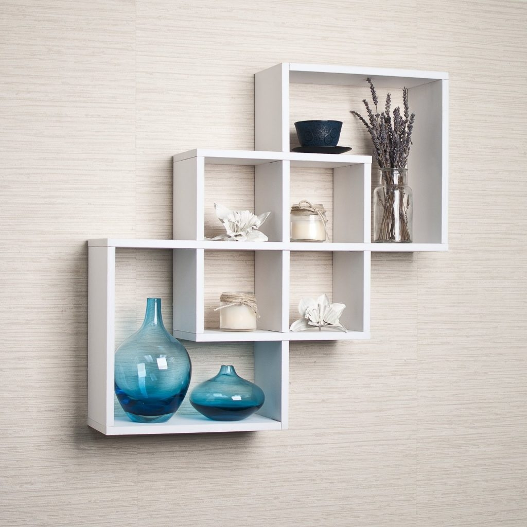 15 Cheap Floating Wall Shelves Under 40 In 2017 That Youll Love For Floating Wall Shelves (#3 of 12)