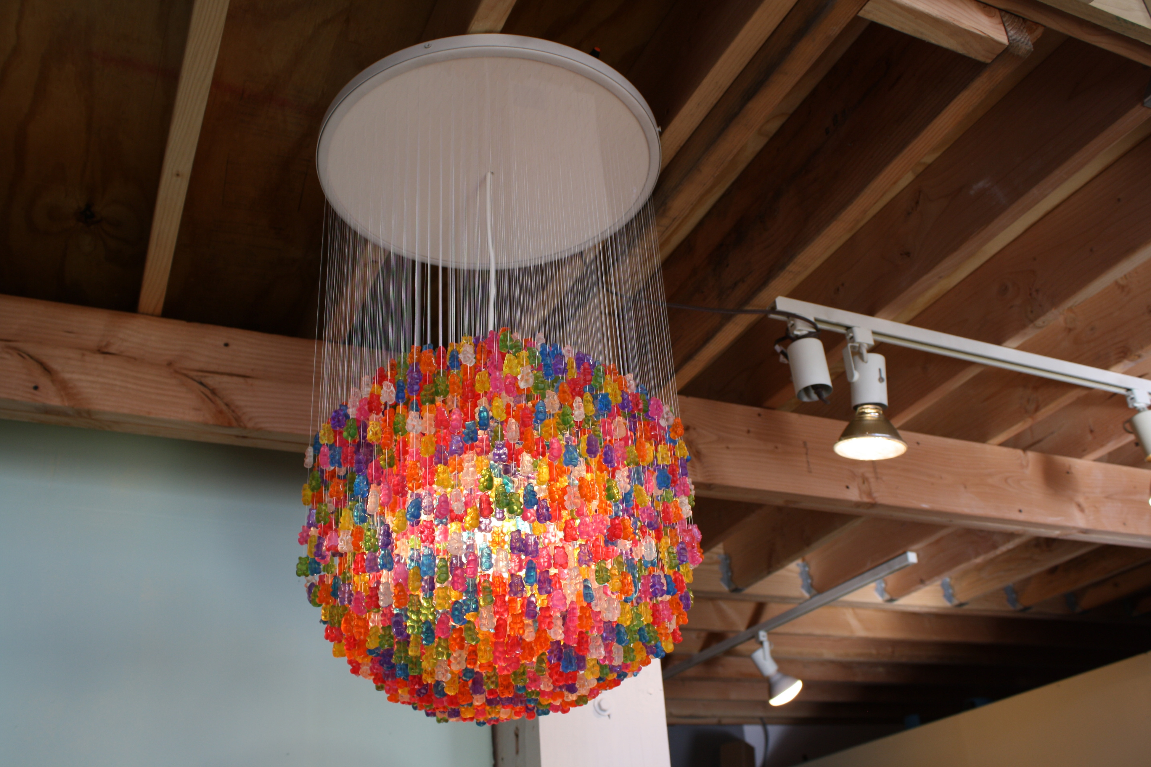 15 Diy Living Room Chandeliers Ultimate Home Ideas Throughout Weird Chandeliers (#1 of 12)