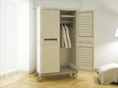 16 Best Clothing Storage Cabinets Images On Pinterest Throughout Mobile Wardrobe Cabinets (#1 of 15)